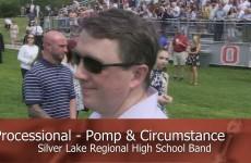Silver Lake Regional High School Graduation 2019