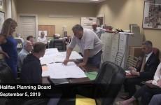 Halifax Planning Board 2019/09/05
